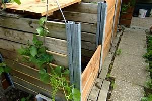 Komposter Holz Selber Bauen : thermokomposter selber bauen ~ Articles-book.com Haus und Dekorationen