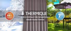 Rideau Thermique Pas Cher by Le Choix D Un Rideau Thermique Rideaux Pas Cher