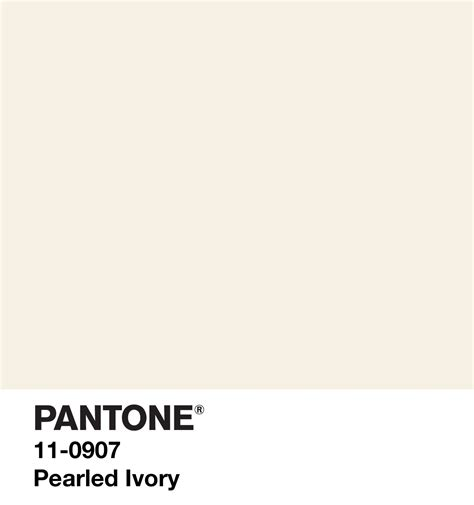 ivory the color pearled ivory paletas pantone gold pantone color e color