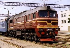 M62 Locomotive