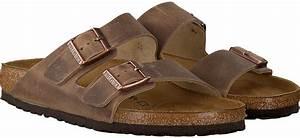 Brown Birkenstock Papillio Flip Flops Arizona Heren