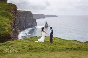 destination wedding ireland destination wedding ireland cliffs of moher doolin clare
