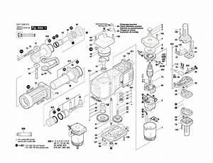 Bosch Bh2770vcd