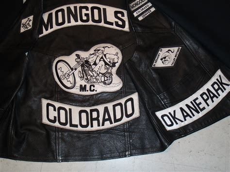 Logo For A Motorcycle Club