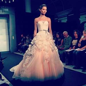 Kleinfeld wedding dresses dresses pink wedding for Kleinfeld pink wedding dress