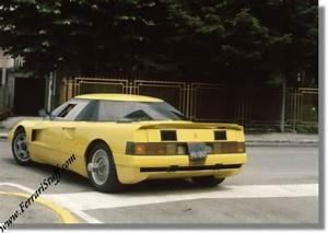 Ferrari 4x4 : 3 vintage 1988 ferrari 408 4x4 spy pictures color slides ~ Gottalentnigeria.com Avis de Voitures