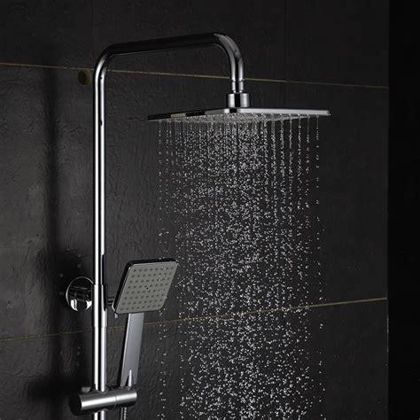 Shower Shower by Digital Display Shower Faucet Water Powered Digital