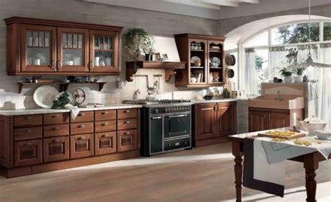 amenagement interieur de placard de cuisine la cuisine style cagne décors chaleureux vintage