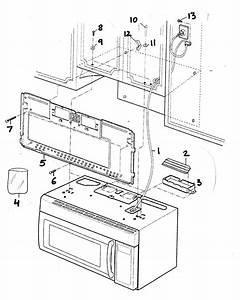 Lg Microwave Parts Diagram  U2013 Bestmicrowave