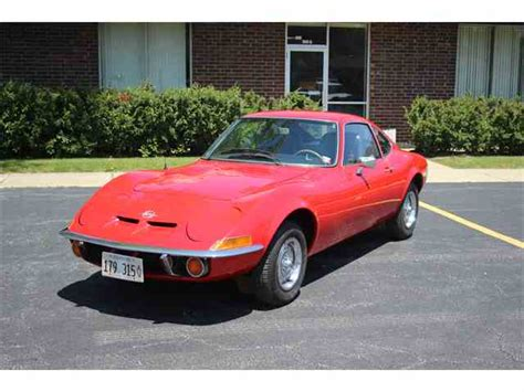 Opels For Sale by Classic Opel Gt For Sale On Classiccars