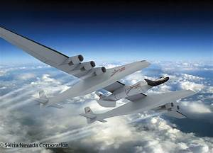 Sierra Nevada Develops Design for Stratolaunch Air Launch ...