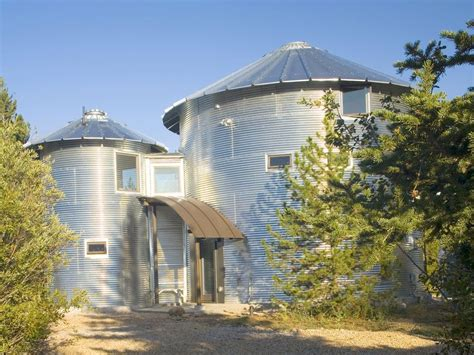 Have You Seen These Amazing Homes Made From Grain Silos