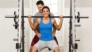 6 Times When Weight Room Spotting Gets Super Awkward