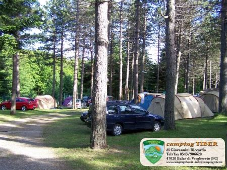 sorgenti del marecchia camping tiber