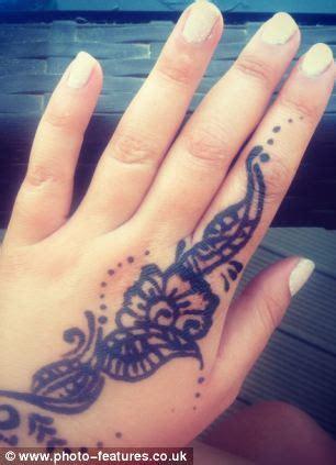 henna tattoo leaves british tourist scarred  life