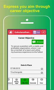 my resume buildercv free jobs 433 apk download With free resume app download
