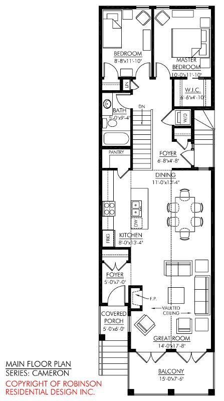 storey narrow house plans google search narrow house plans narrow lot house plans narrow