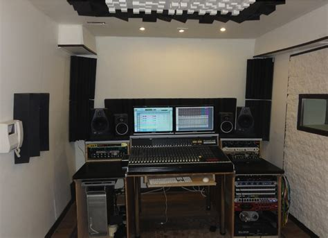 bureau d enregistrement le petit studio en mousse audiofanzine