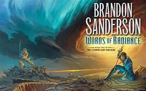 Download Words Of Radiance Wallpaper By Michael Whelan