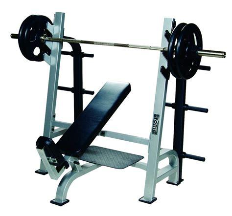 olympic incline bench press  gun racks benches york barbell