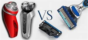 Electric Vs Manual Razor  U2013 Which One To Consider