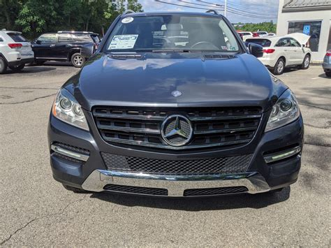Browse used car for sale and recent sales. Pre-Owned 2013 Mercedes-Benz ML 350 ML 350 in Steel Grey Metallic   Greensburg, PA   #H83171X