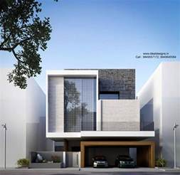simple modern residential house design ideas photo beautiful building elevation 3d view design jpg