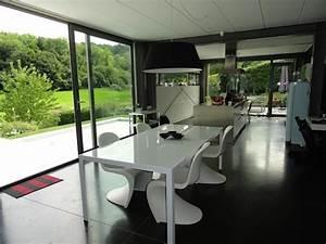 Architecture à Vivre : pi ce vivre ouverte sur la terrasse pmaa photo n 27 ~ Melissatoandfro.com Idées de Décoration