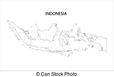 indonesia map vector clip art illustrations  indonesia