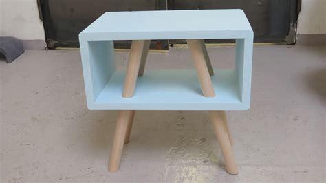 la table de chevet fait maison atelier brut de d 233 co