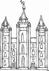 Lds Temple Coloring Salt Lake Clipart Conference Pages Melonheadz General Yay Clip Bring Illustrating Printable Primary Church Children Drawing Books sketch template