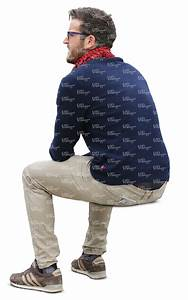 Cut out people - VIShopper  Sitting