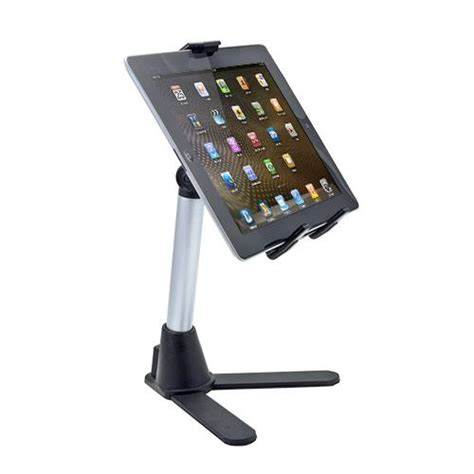 tablet stand for desk arkon tab stand2 10 inch universal countertop desk table