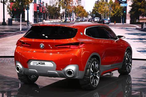 X2 Concept 2016 bmw x2 concept gtspirit