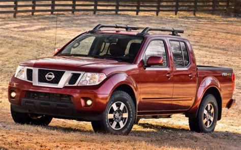 2019 Nissan Frontier New Generation Pickup 20182019