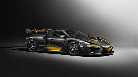2018 Mclaren Senna 'carbon Theme'  Top Speed
