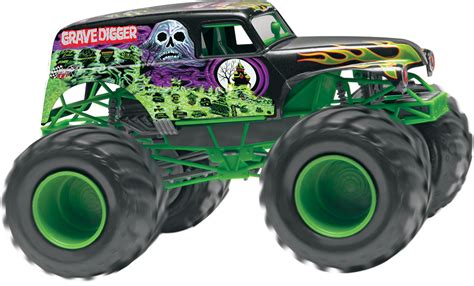 grave digger monster truck revell 1 25 snaptite grave digger monster truck plastic