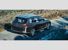 Concept Cars BMW Concept X7 iPerformance