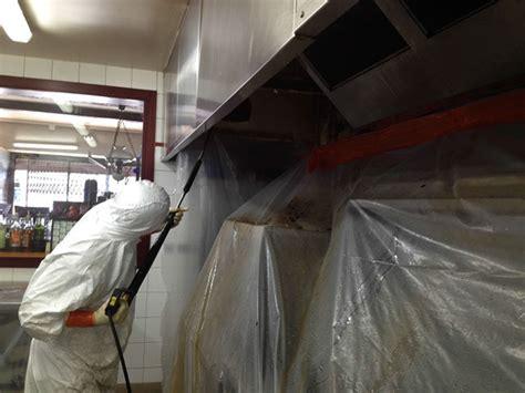 nettoyage de hotte de cuisine de restaurant nettoyage filtre hotte cuisine photos de conception de