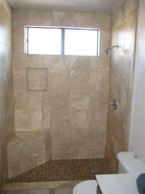 walk  shower