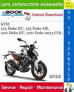 Best  U2606 U2606 2012 Ktm 125 Duke Eu  125 Duke De  200 Duke Eu