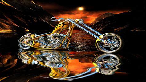 Chopper On Water Hd Wallpaper