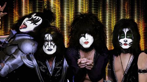 Kiss Full Hd Wallpaper And Background Image