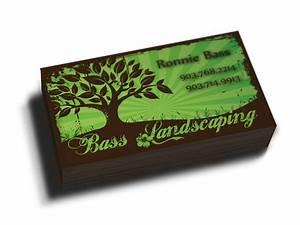 landscape business card ideas best business cards With landscape company business cards
