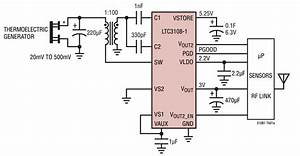 Basic Wiring Diagram For The Ltc3108 Circuit  4