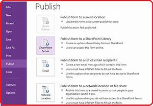 design and publish the infopath form sharepoint 2010 With document library infopath form
