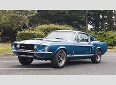 1967 Shelby GT350 Fastback 289 CI, 4Speed Mecum Auctions