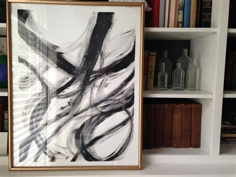 Abstract Black And White Artwork by Tip For Creating More Polished Abstract Emily