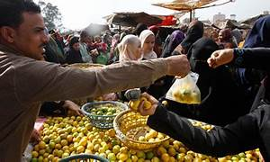 Egypt urban inflation eases to 9 pct as low season, poor ...