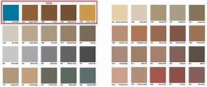 Color Charts Colorado Concrete Accessories
